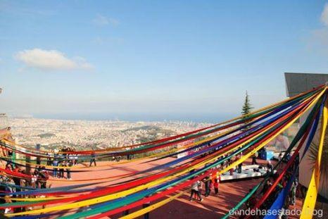 Parque de Atracciones del Tibidabo , Barcelona