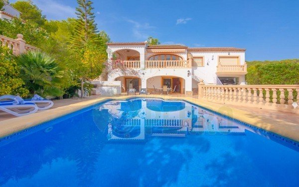 Villa Sonrisas benissa (1)