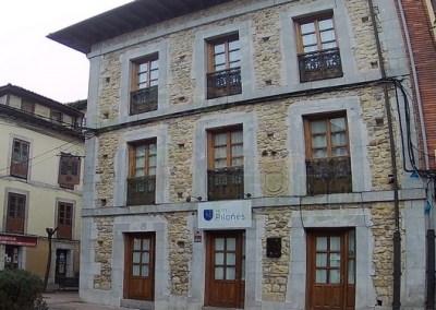 Hotel Piloñés, Infiesto
