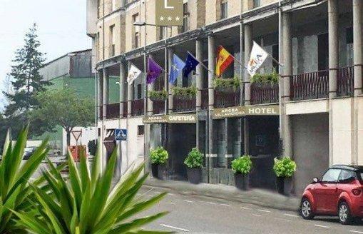 Hotel Arcea Villaviciosa