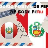 Codigo Postal de Perú