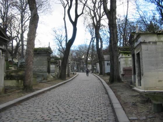 paris - cementerio de la pere lachaise