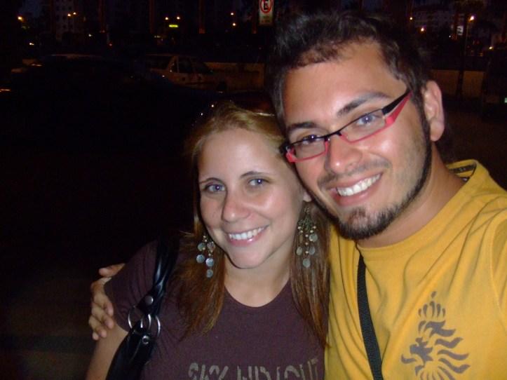 natalia y yo
