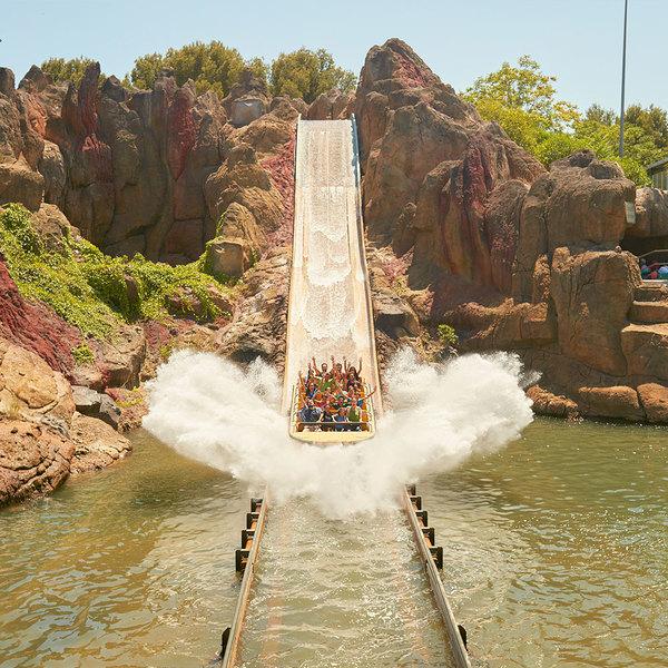 tutuki splash: 2 caídas de vertigo para pasar el calor