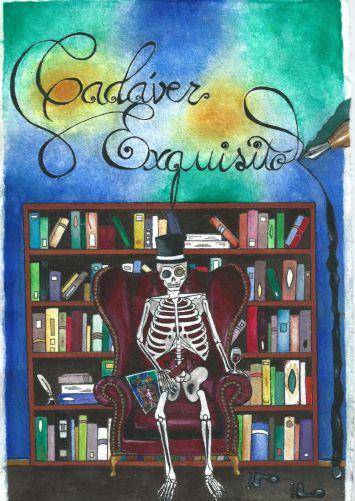"""Revista """"Cadáver Exquisito"""""""