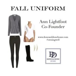 Ann Fall Uniform