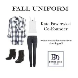 Kate Fall Uniform
