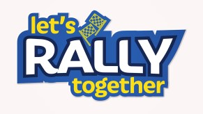 Let's 'rally' together