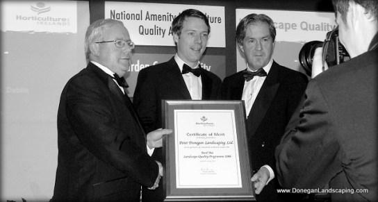 landscaping awards dublin