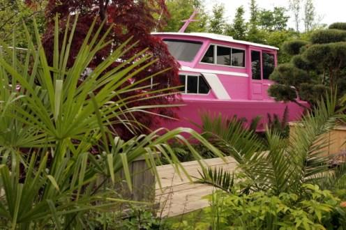 peter-donegan-garden-designer-bloom-in-the-park-boat