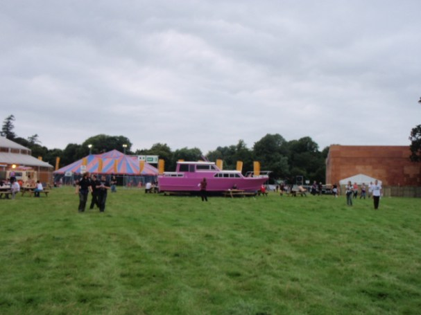 electric-picnic-peter donegan 2008 pink boat