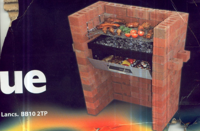 Building your own bar b q peter donegan landscaping ltd for Build your own bar