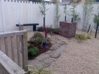small-garden-pebble garden low maintenance  Peter Donegan ...