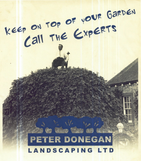 keep on top of your garden