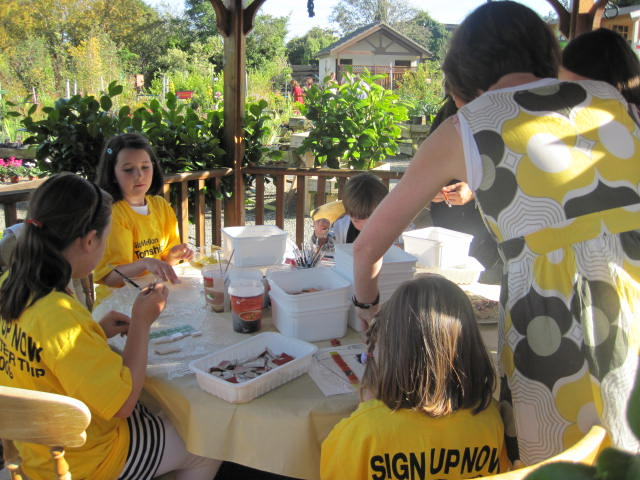 niall mellon township-garden-weekend-donegan