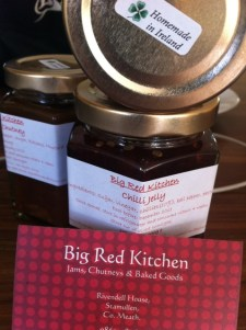 big red kitchen at oldbridge country fair (1)