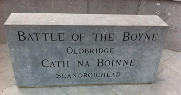 oldbridge battle of the boyne