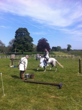 reenactments at oldbridge country fair (1)