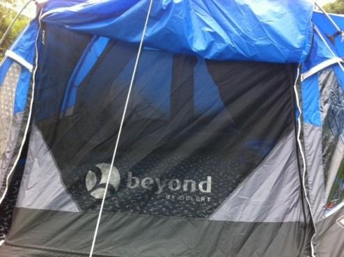 gelert beyond tent