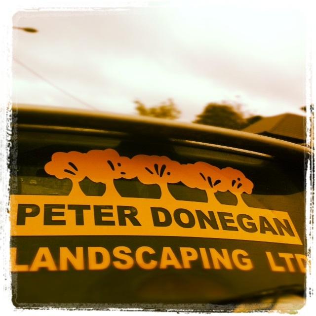 peter donegan landscaping dublin