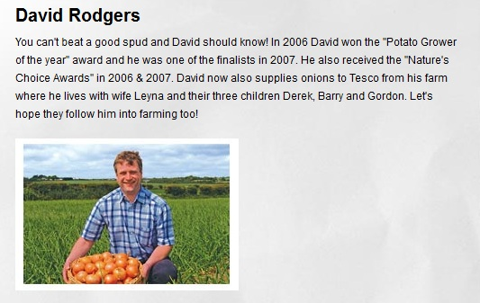 rodgers potato growers