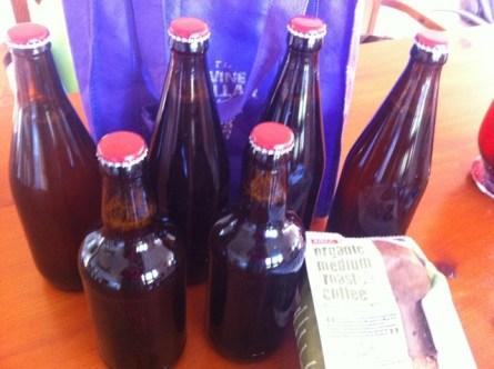 home brew beer