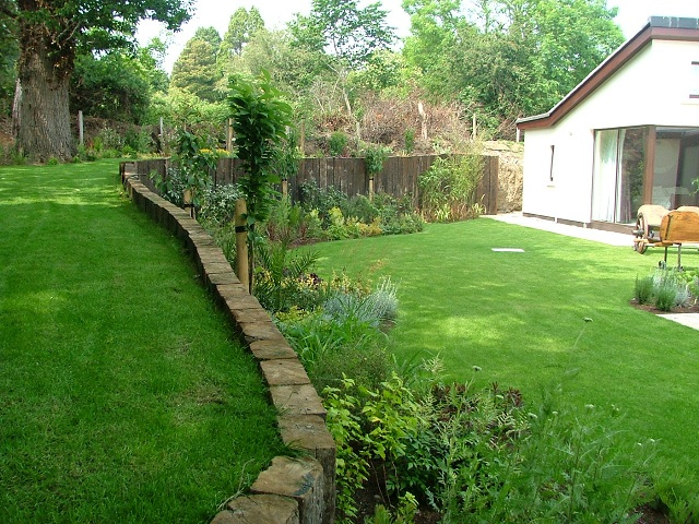 Garden Ideas Split Level – Peter Donegan Landscaping Dublin