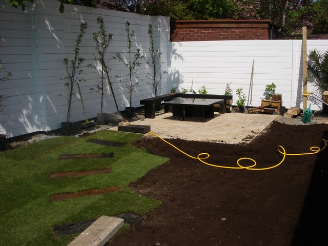 Ideas For Painting Garden Walls