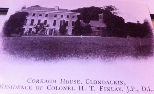 corkagh house