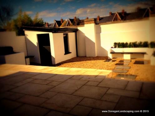 garden landscaping, ballinteer