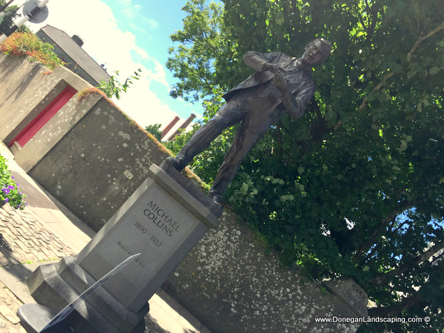 michael collins statue, clonakilty (2)