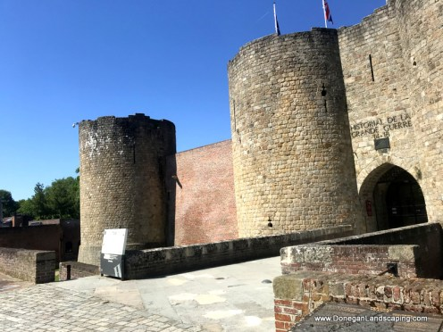 Historial de la Grande Guerre, Péronne (1)