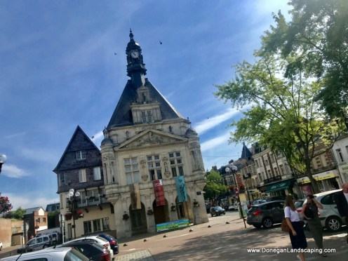 Peronne, Town Hall (3)