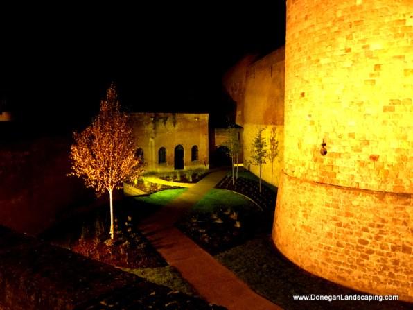 Jardin Peronne, Historial, night (3)