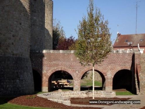 tree, chateau jardin historial