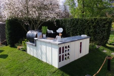 rhs garden, irish designer