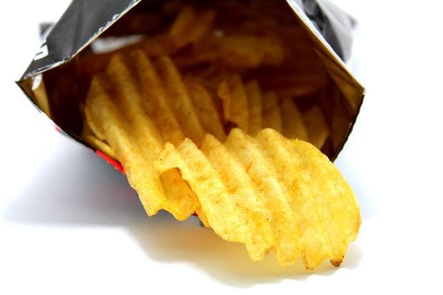 frites processed foods