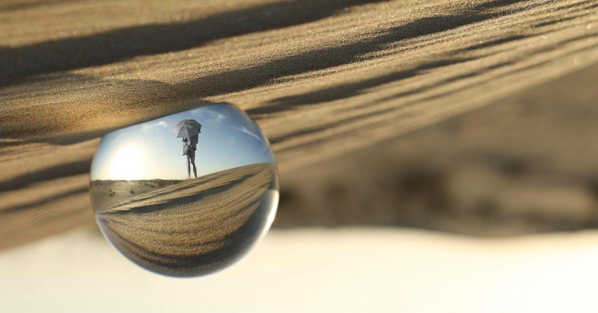 Energy healing ball shaped