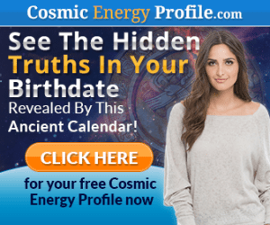 cosmic energy prrofile
