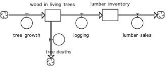 Stock And Flow Diagram Examples