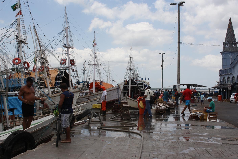 els pescadors a Belém