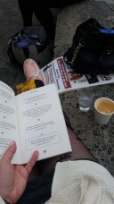 Reading by the Seine