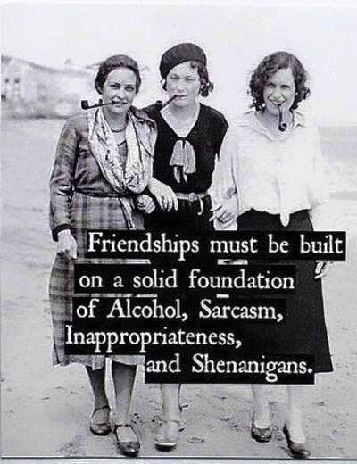 Old Friends Meme : friends, Friends