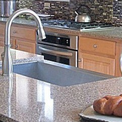 Kitchen Counter Options Blue Chairs 8 That Will Make You Forget Granite Done