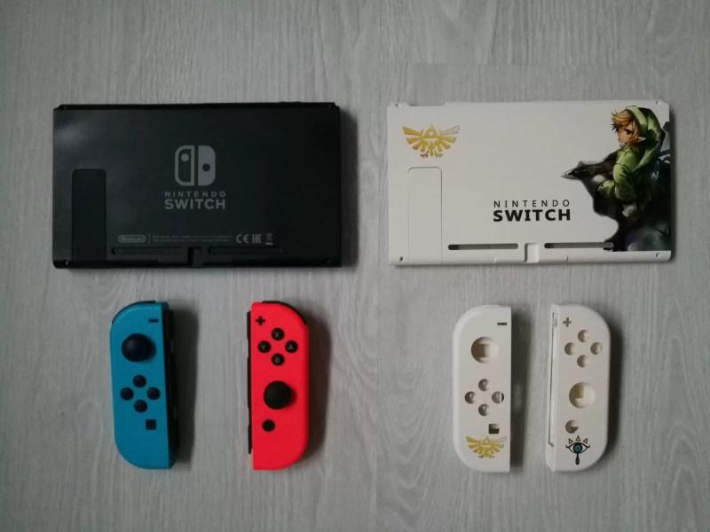 On custom la Nintendo Switch • 1