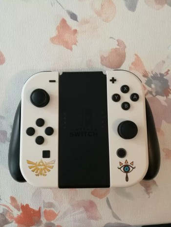 On custom la Nintendo Switch • 2