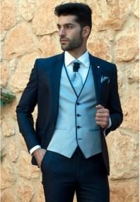 traje-de-novio-azul-roberto-vicentti-500x717