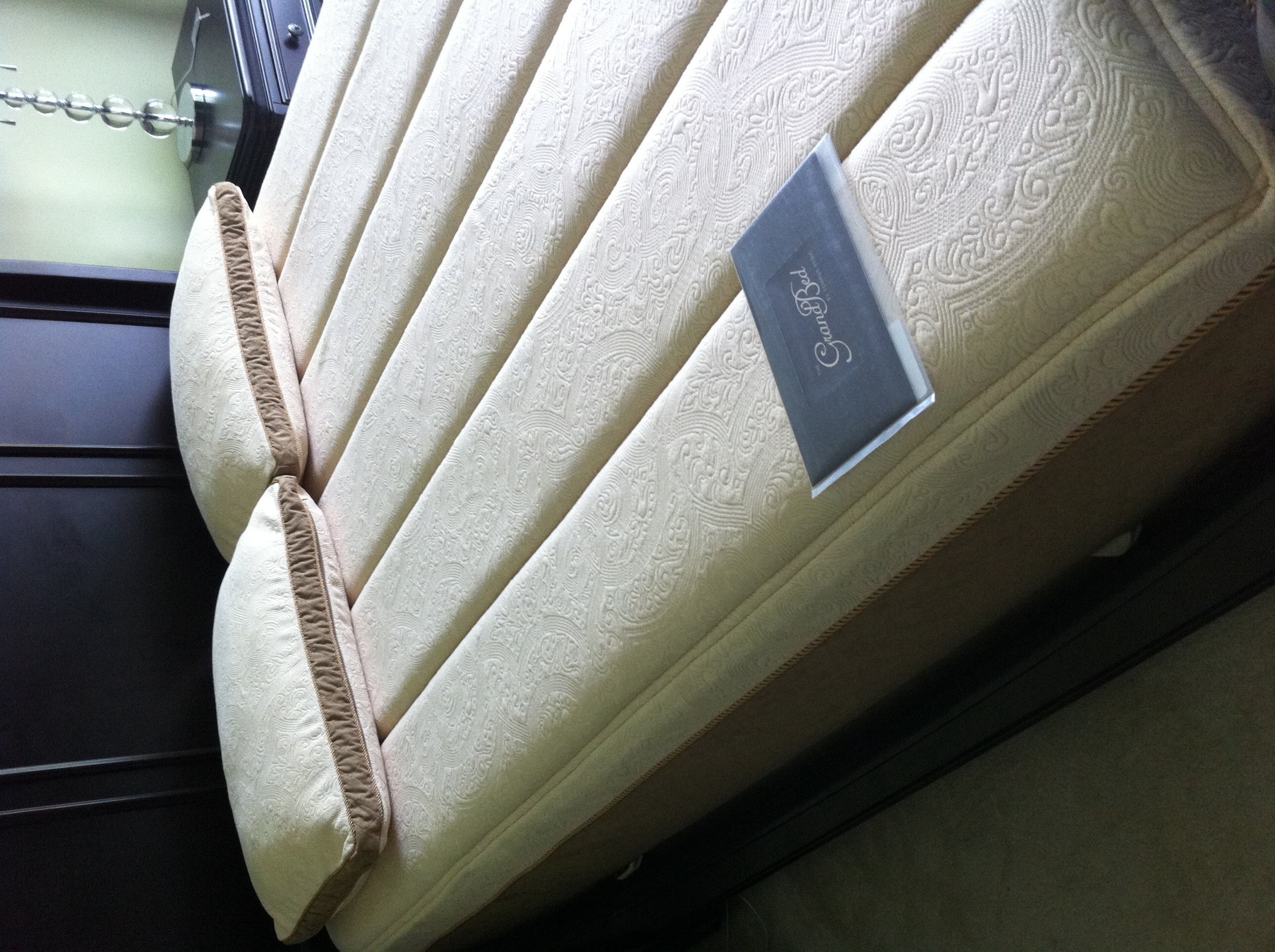 TempurPedic Grand Mattress Initial Impression  NickFentoncom