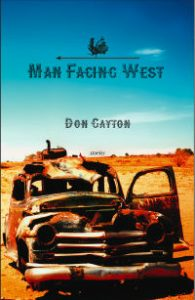Man Facing West