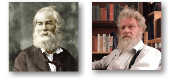 Walt Whitman is my hero.